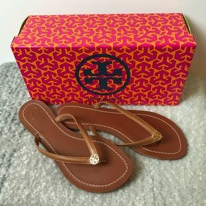 Tory Burch Authentic Terra Thong flip flop. Size 8